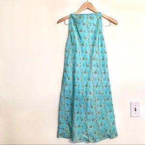 VTG Gap 90s Naked Silk Halter Slip Dress Minimal